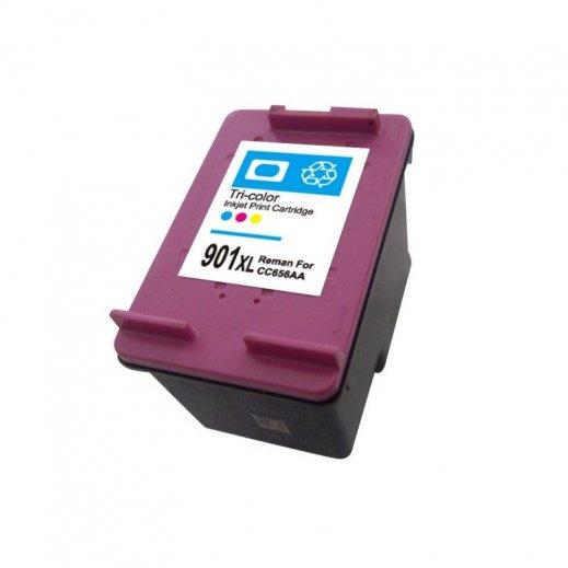 Cartucho Reciclado Color Compatible para Impresoras Hp Modelo Mh901xlc - Foto 1