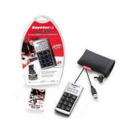 Teclado Numero Soyntec N200 + Telefono Voip