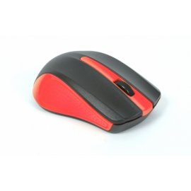 Raton Optico Value Line Rojo Usb Omega