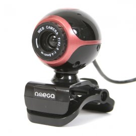 Web Cam Omega C10 300kpix Mic Value Line