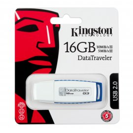 Pen Drive 16gb Kingston Data Traveler 3.1 3.0 2.0