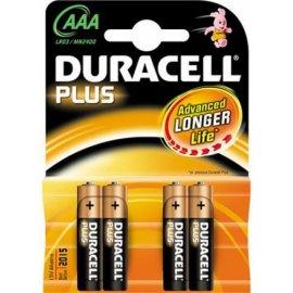 Pila Duracell Lr 03 AAA Plus B4