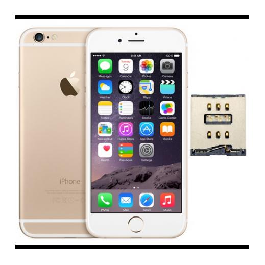 Reparacion Lector de Sim Iphone Todos Los Modelos Desde 55€ - Recogemos, Reparamos y Enviamos Express. - Foto 1
