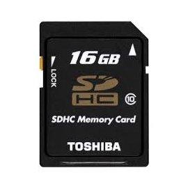 Tarjeta Micro Sd + Adaptador 16gb Toshiba Class 4