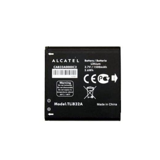 Bateria Alcatel para Ot991 - 6010 - 991d - 992 Cab32a000c1 - Foto 1
