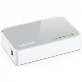 Switch Tp-link 5 P/ 10/100 Mini Desktop Tl-sf1005d