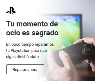 Reparamos tu Playstation en muy poco tiempo y al mejor precio