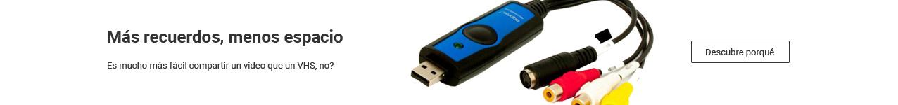 Digitaliza tus videos VHS por poco dinero