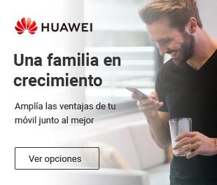 Elige un Huawei o equípalo con lo mejor