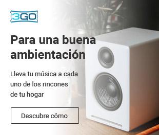 Cables de audio de 3go para tu equipo de música