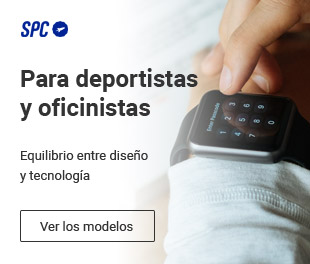 Elige tu smartwatch de SPC al mejor precio de Murcia