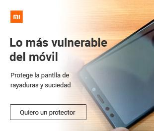 Protectores de cristal templado para tu Xiaomi al mejor precio