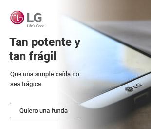 Protege tu LG con fundas al precio más bajo de Murcia