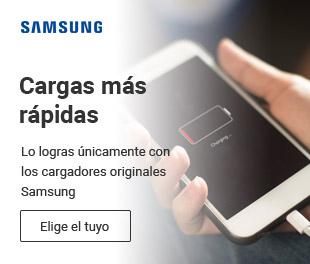 Cargadores de coche y hogar Samsung al mejor precio