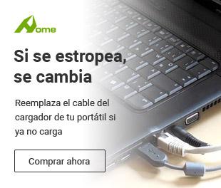 Últimos cables económicos de Aome para cargar tu portátil