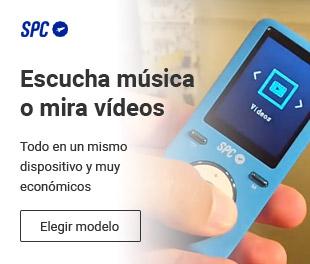 Reproductores MP3/MP4 al mejor precio en Murcia