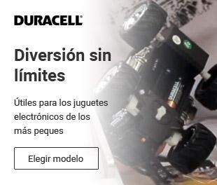 Pilas Duracell económicas en Murcia