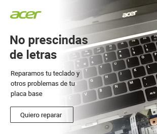 Reparamos tu ordenador Acer en poco tiempo