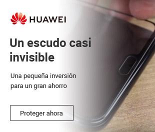 Para tu móvil Huawei, los protectores de cristal templado más económicos