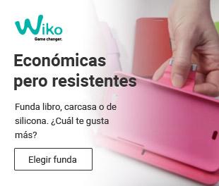 Elige una funda económica para tu móvil Wiko