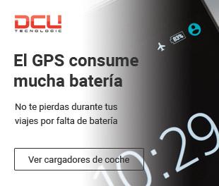 Cargadores económicos de DCU para tu móvil