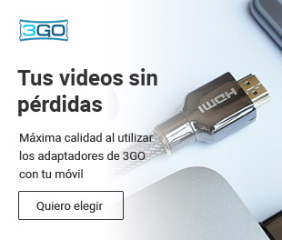 Adaptadores 3GO para tu móvil al mejor precio de Murcia