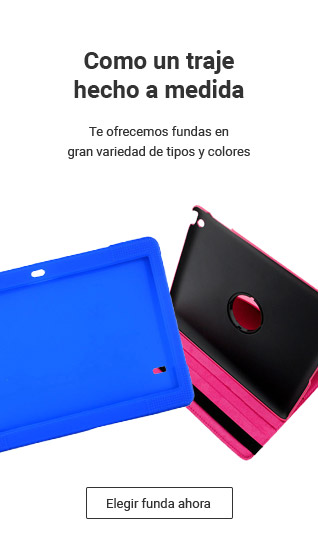Fundas económicas para gran variedad de tablets