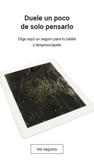 Ofrecemos los mejores seguros para tu tablet en Murcia