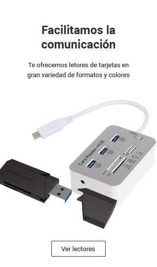 Te ofrecemos lectores de tarjeta SD y SIM baratos en Murcia