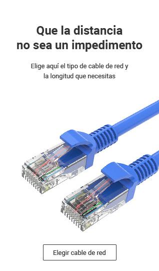 Compra aquí tus cables de red a buen precio en Murcia