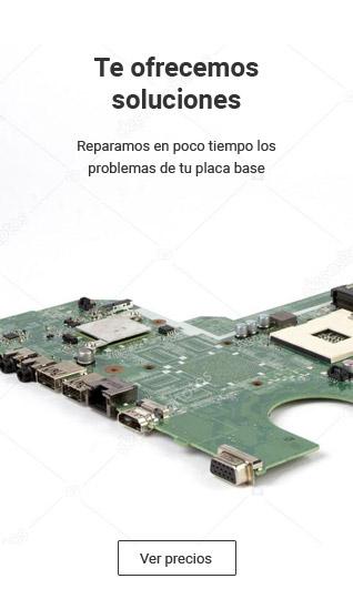 Reparaciones económicas y con garantía para tu ordenador