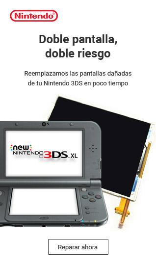 Reparamos tu Nintendo al mejor precio en Murcia