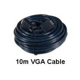 Cable Vga 10m Mini Max